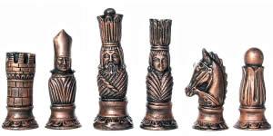 Victorian chess set - Chess Craft NZ